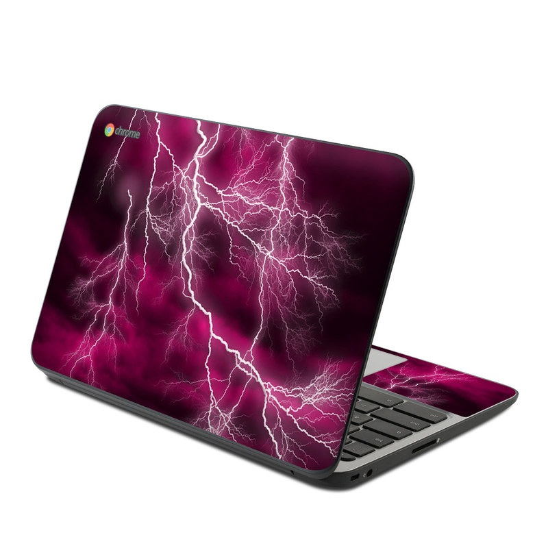 Apocalypse Pink HP Chromebook 11 G4 Skin