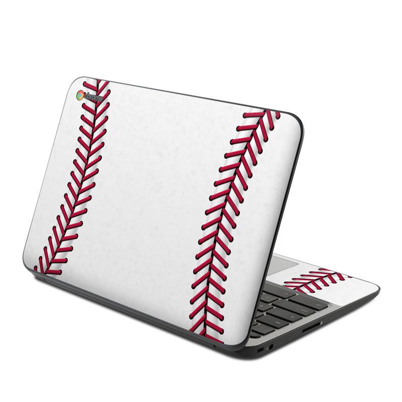 Baseball HP Chromebook 11 G4 Skin