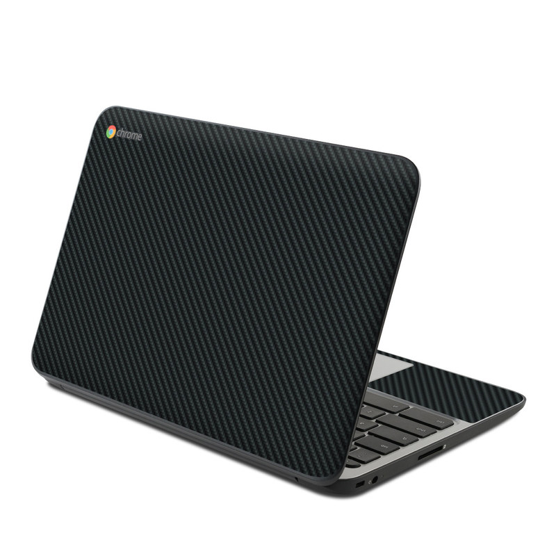 Carbon HP Chromebook 11 G4 Skin