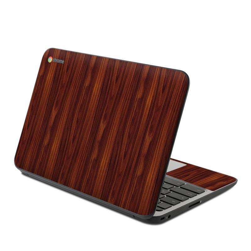 Dark Rosewood HP Chromebook 11 G4 Skin