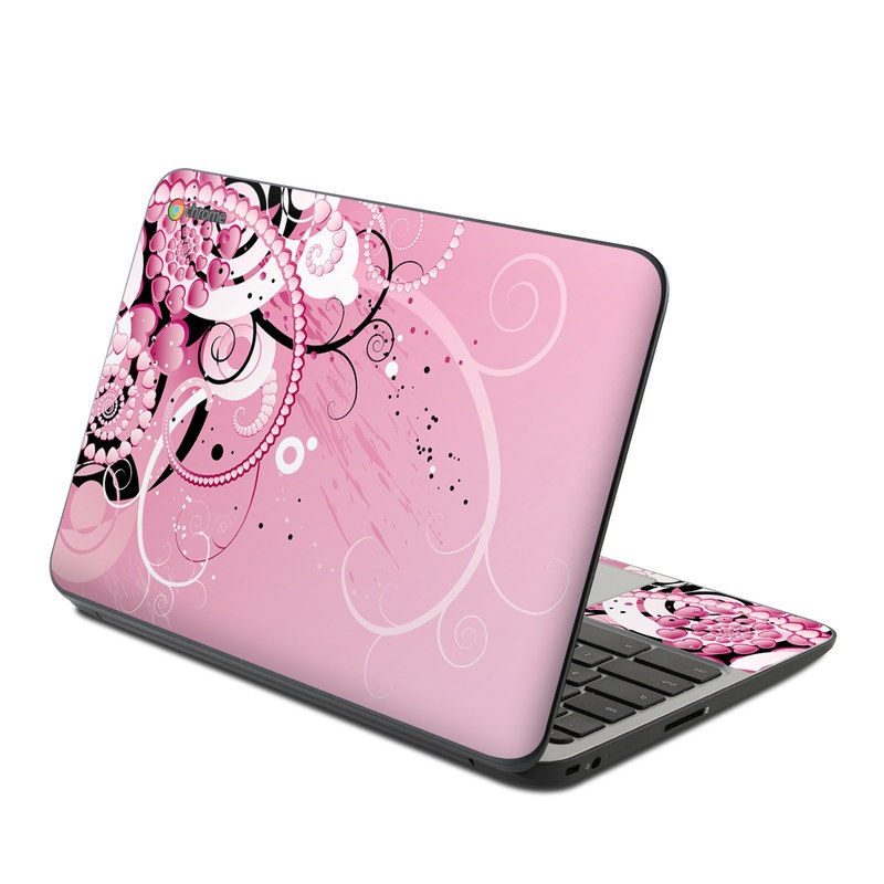 Her Abstraction HP Chromebook 11 G4 Skin