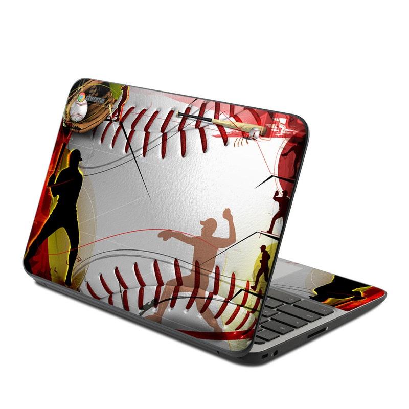 Home Run HP Chromebook 11 G4 Skin