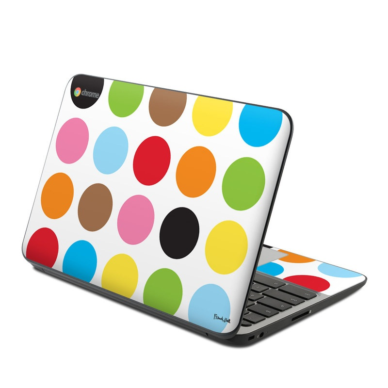 Multidot HP Chromebook 11 G4 Skin