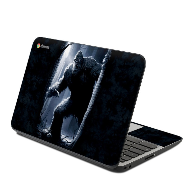 Sasquatch HP Chromebook 11 G4 Skin