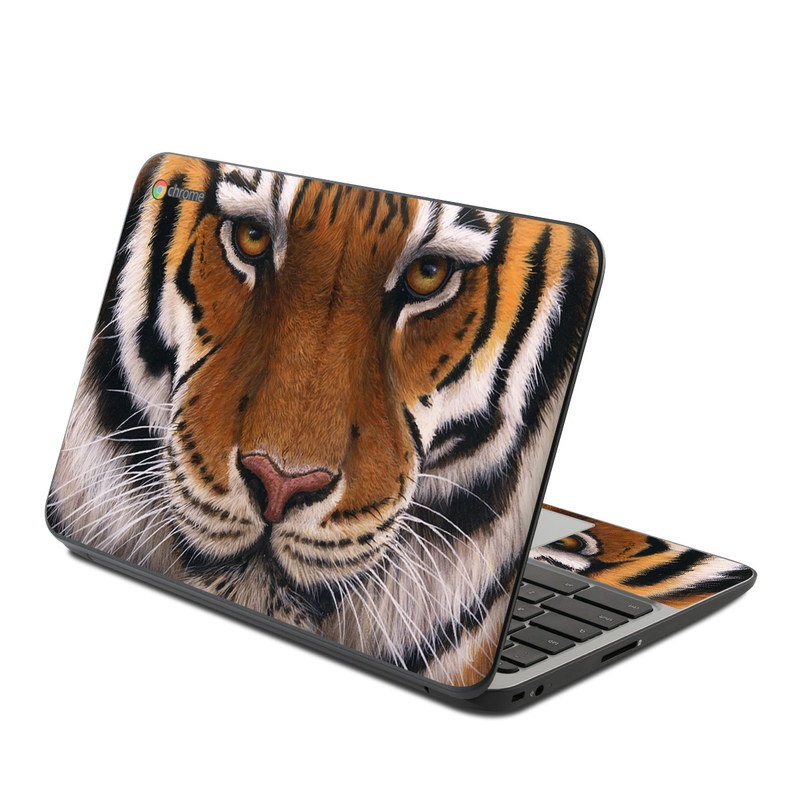 Siberian Tiger HP Chromebook 11 G4 Skin