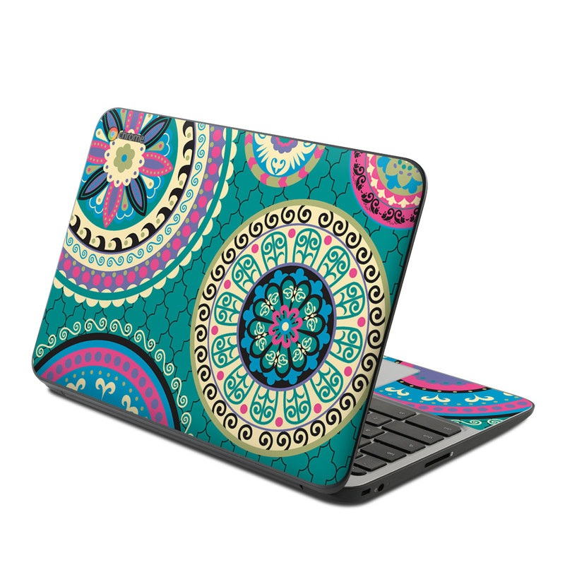 Silk Road HP Chromebook 11 G4 Skin