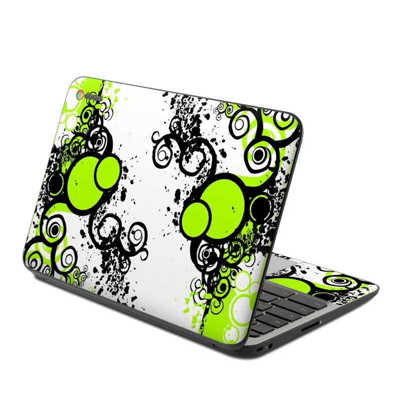 Simply Green HP Chromebook 11 G4 Skin