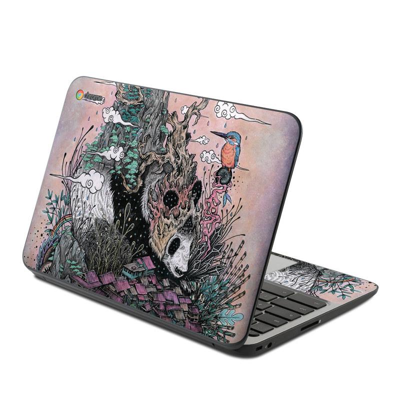 Sleeping Giant HP Chromebook 11 G4 Skin