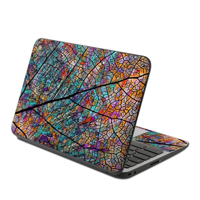 Stained Aspen HP Chromebook 11 G4 Skin