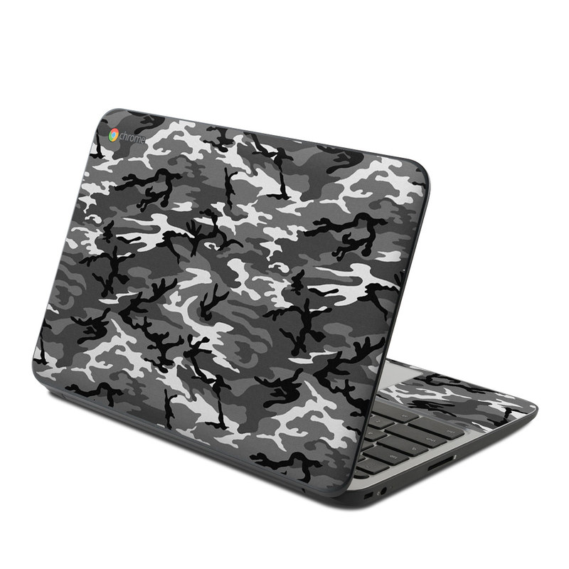 Urban Camo HP Chromebook 11 G4 Skin