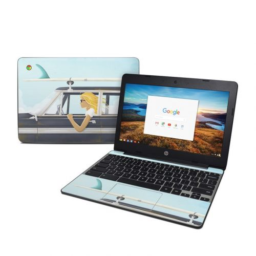 Anticipation HP Chromebook 11 G5 Skin