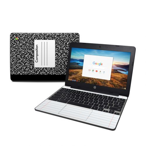 Composition Notebook HP Chromebook 11 G5 Skin