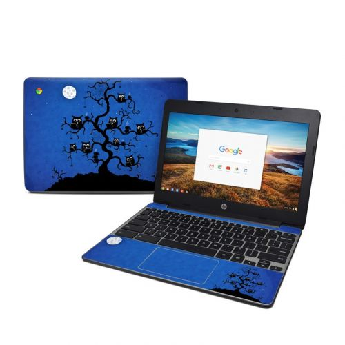 Internet Cafe HP Chromebook 11 G5 Skin