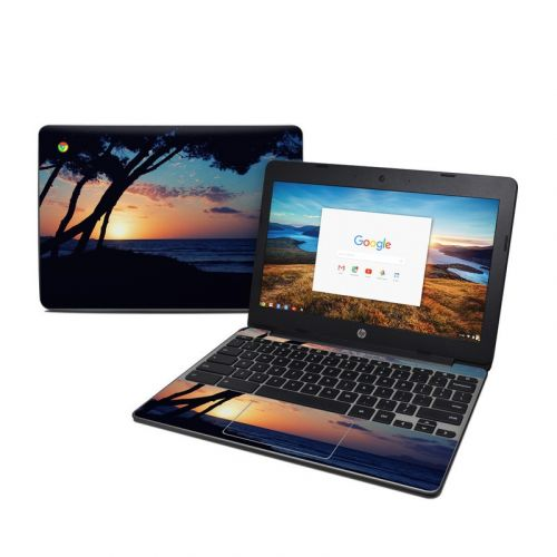 Mallorca Sunrise HP Chromebook 11 G5 Skin