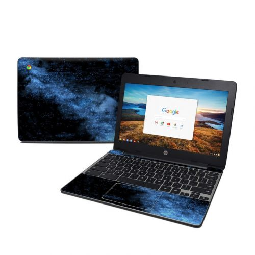 Milky Way HP Chromebook 11 G5 Skin
