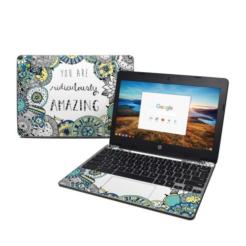 You Are Ridic HP Chromebook 11 G5 Skin