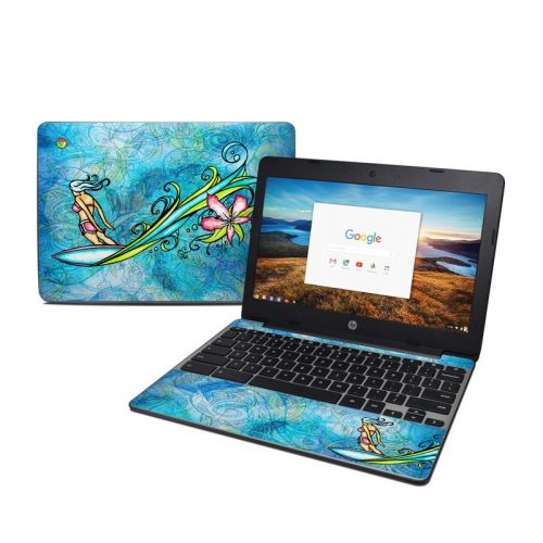 Soul Flow HP Chromebook 11 G5 Skin