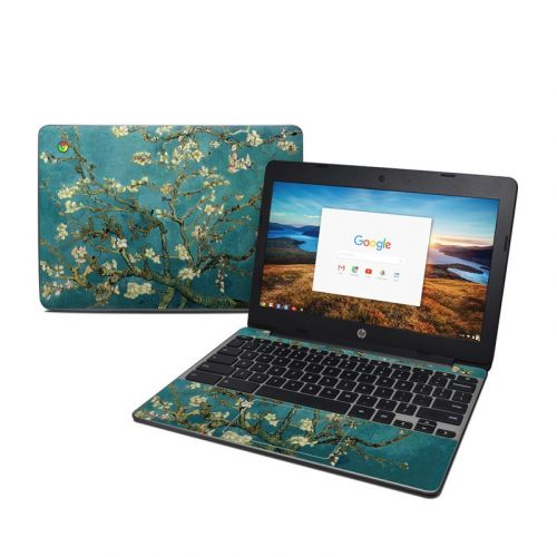 Blossoming Almond Tree HP Chromebook 11 G5 Skin