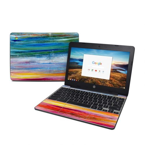 Waterfall HP Chromebook 11 G5 Skin