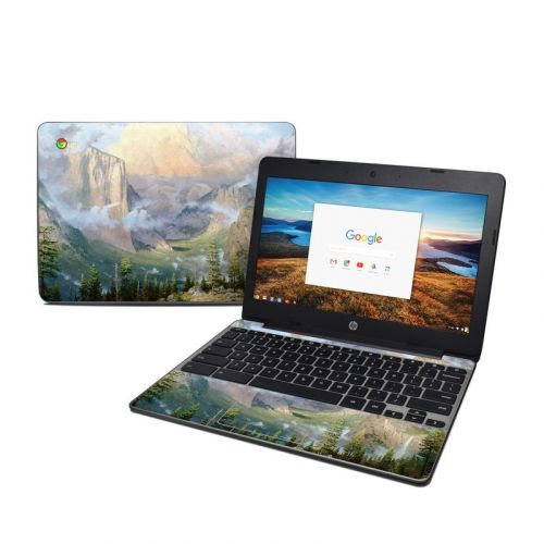 Yosemite Valley HP Chromebook 11 G5 Skin
