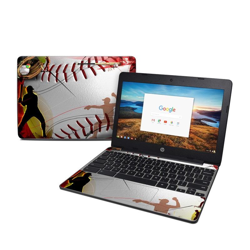 Home Run HP Chromebook 11 G5 Skin