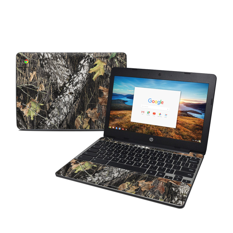 Break-Up HP Chromebook 11 G5 Skin
