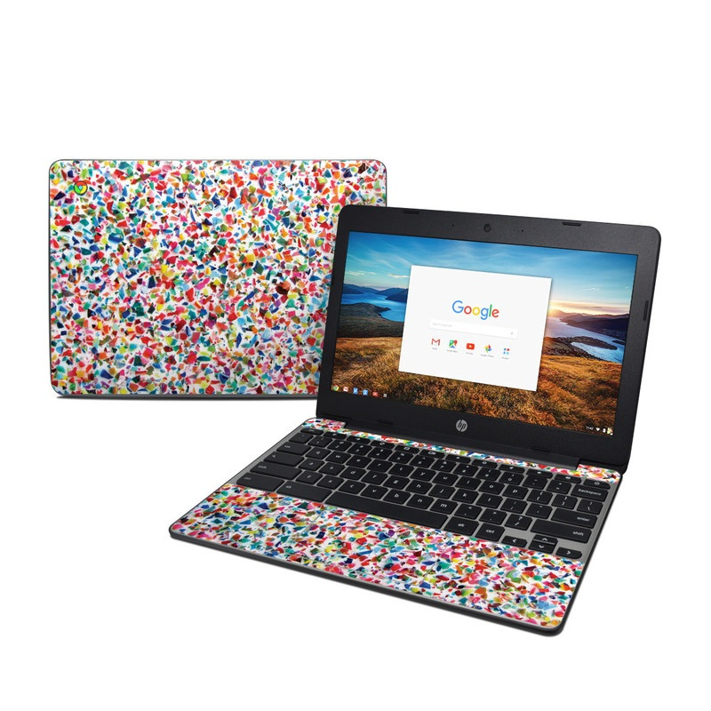 Plastic Playground HP Chromebook 11 G5 Skin