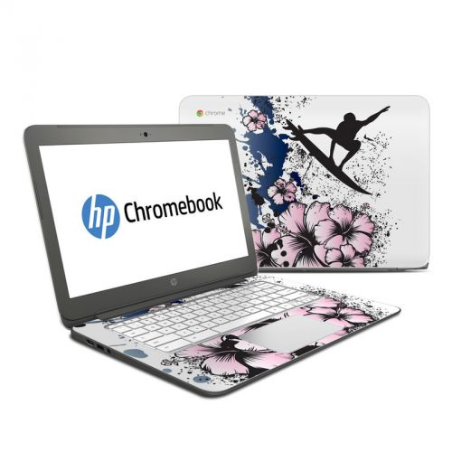 Aerial HP Chromebook 14 Skin