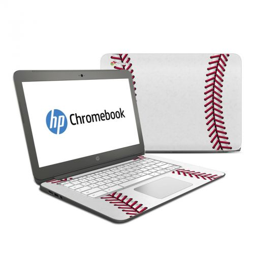 Baseball HP Chromebook 14 Skin