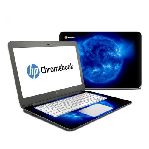 Blue Giant HP Chromebook 14 Skin