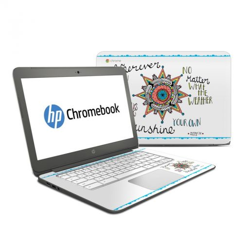 Bring Your Own HP Chromebook 14 Skin