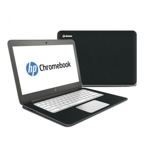 Carbon Fiber HP Chromebook 14 Skin