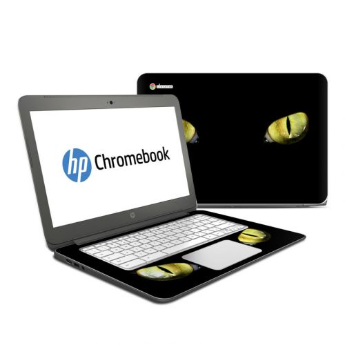 Cat Eyes HP Chromebook 14 Skin