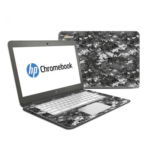 Digital Urban Camo HP Chromebook 14 Skin