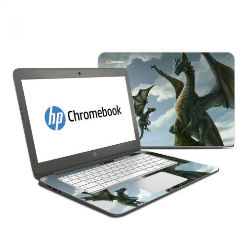 First Lesson HP Chromebook 14 Skin