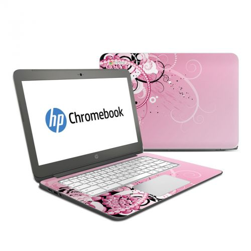 Her Abstraction HP Chromebook 14 Skin