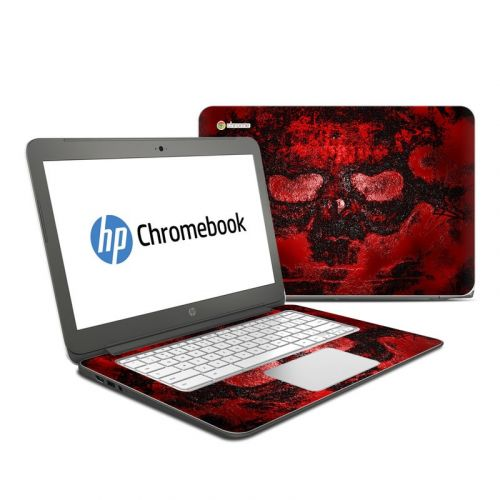 War II HP Chromebook 14 Skin