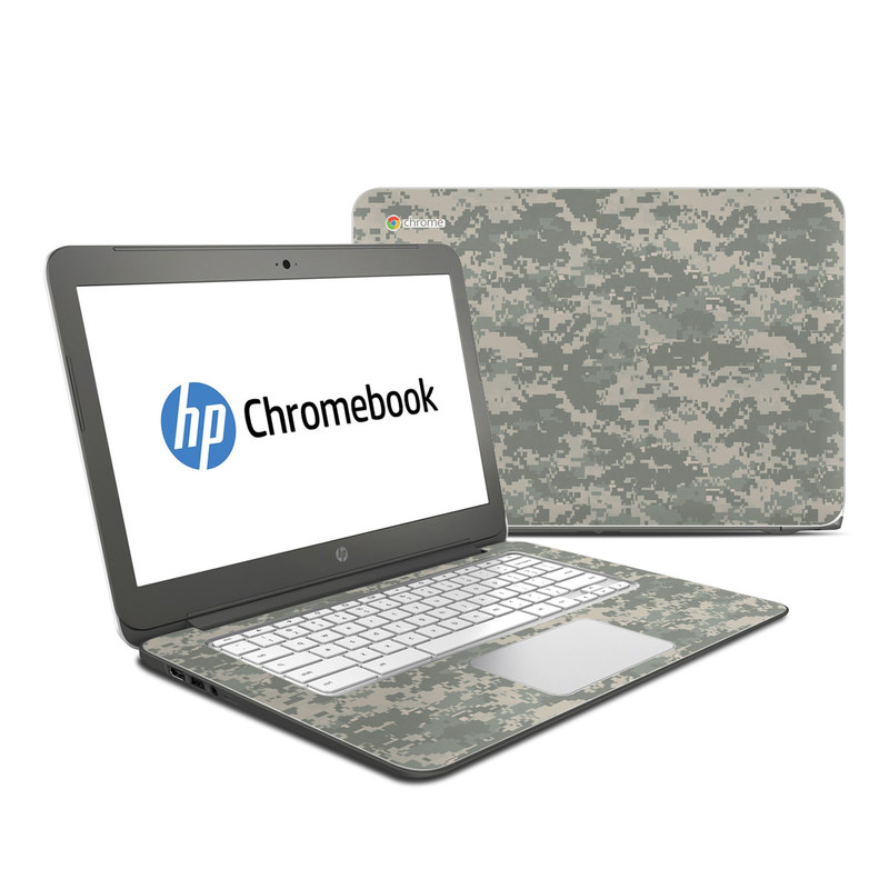 ACU Camo HP Chromebook 14 Skin