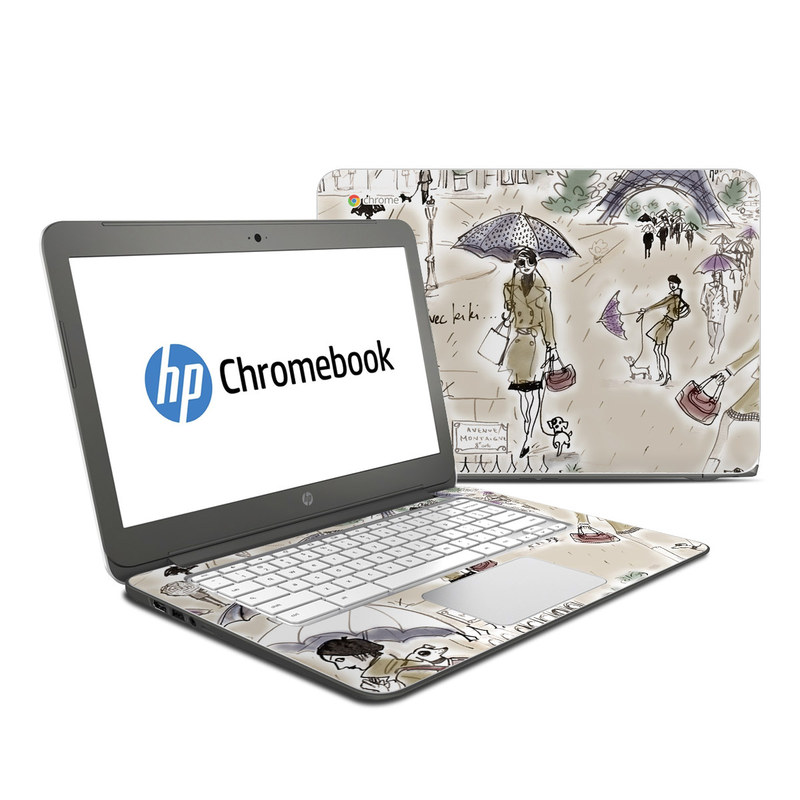 Ah Paris HP Chromebook 14 Skin