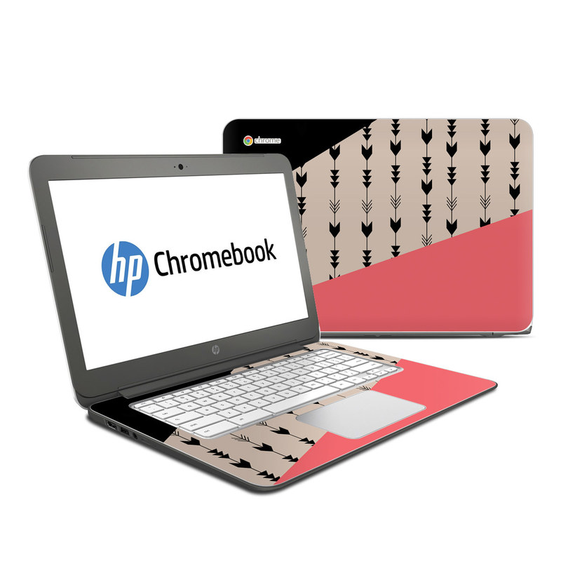 Arrows HP Chromebook 14 Skin