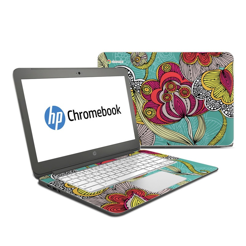 Beatriz HP Chromebook 14 Skin