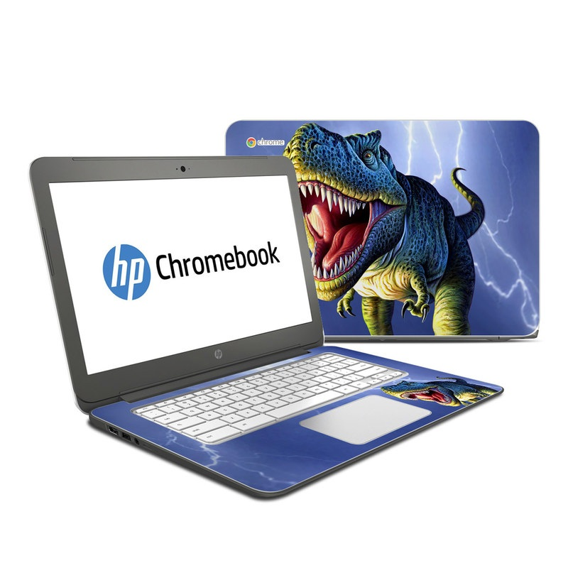 Big Rex HP Chromebook 14 Skin