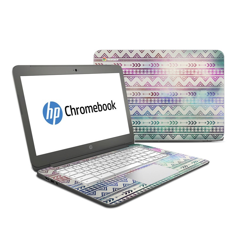 Bohemian HP Chromebook 14 Skin