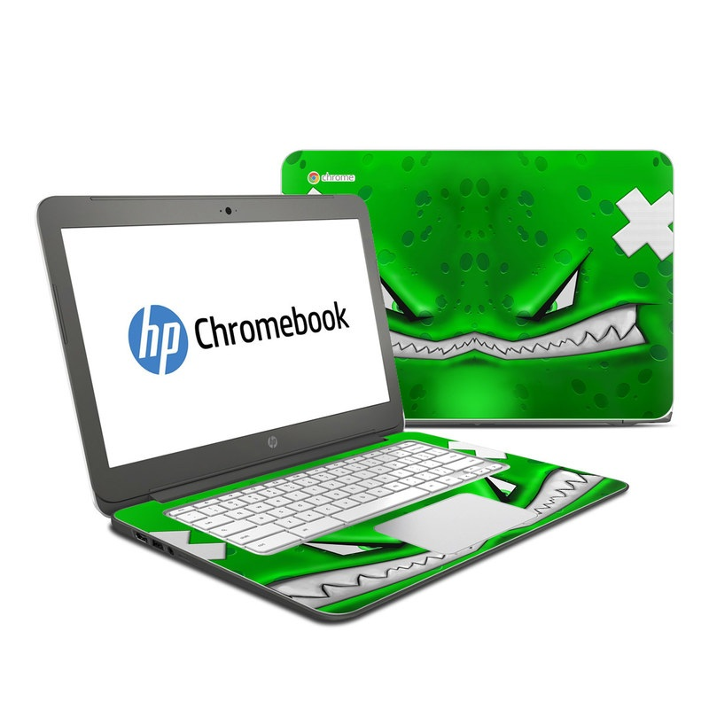 Chunky HP Chromebook 14 Skin
