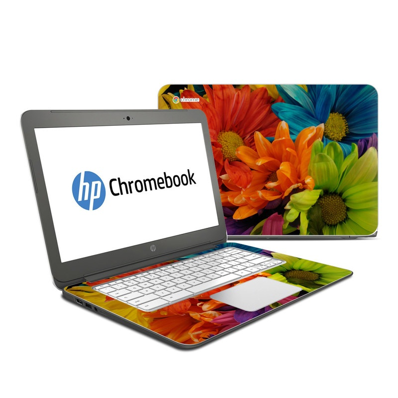 Colours HP Chromebook 14 Skin
