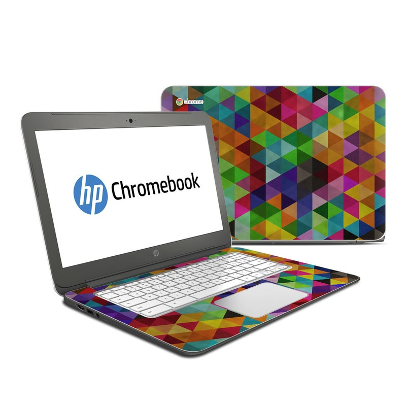 Connection HP Chromebook 14 Skin