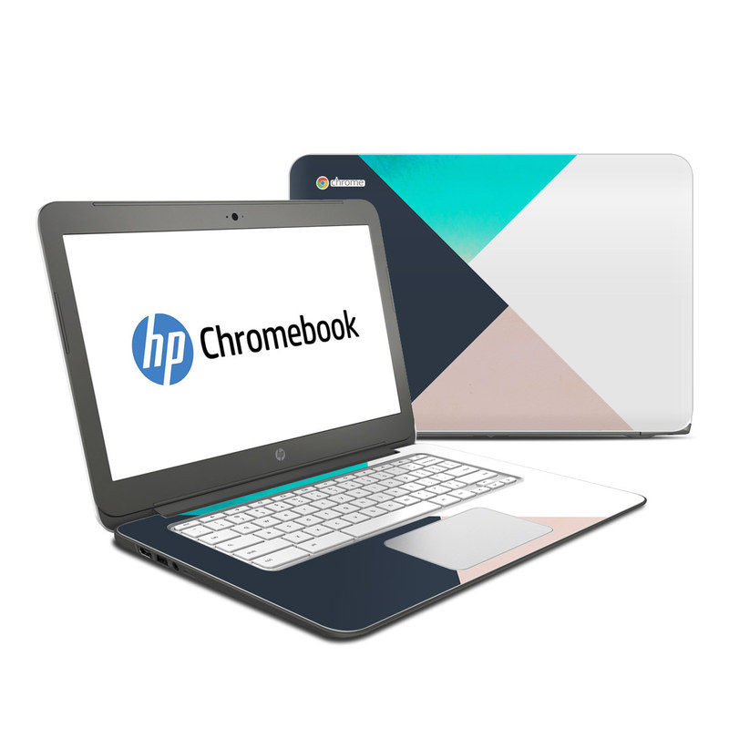 Currents HP Chromebook 14 Skin