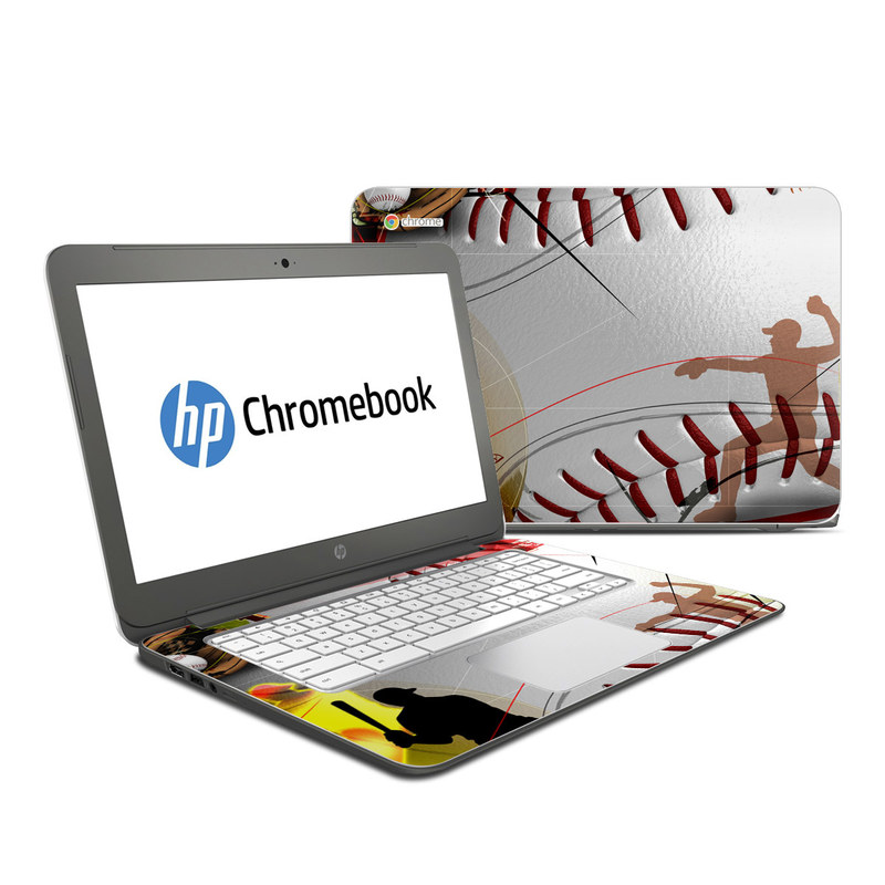 Home Run HP Chromebook 14 Skin