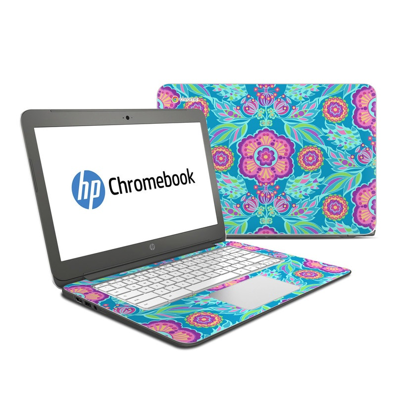 Ipanema HP Chromebook 14 Skin