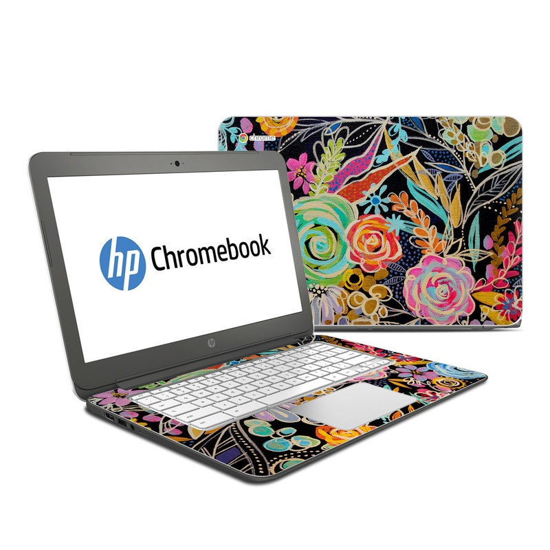 My Happy Place HP Chromebook 14 Skin